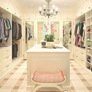 Wonderful 13 Enviable Closets From Pinterest | Diy Home Decor | Closet Bedroom Pinterest Walk In Wardrobe Image
