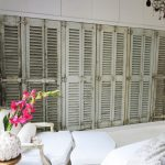 Wonderful My New Built In Wardrobe Featuring Original French Vintage Shutters Wardrobe Vintage Built In Photo