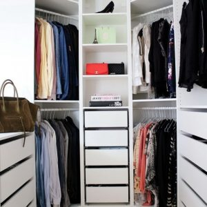 Wonderful Walk In Closet Ikea Pax | Project: Master Closet In 2019 | Walk In Ikea Walk In Closet With Ikea Image